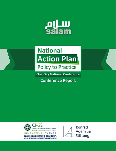 National Action Plan: Policy to Practice